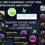 How To Get NEW UPDATED LATEST MOD UNLIMITED PACKS AND COINS