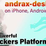 Install andrax on raspberry pi, use from iOS, android or PC