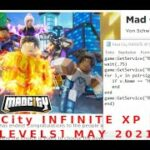 Mad City Infinite XP INSTANT LEVELS MAY 2021 hack script