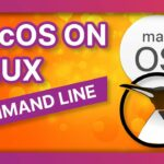 Run macOS on Linux with 1 COMMAND