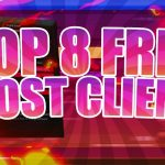NEW TOP 8 FREE EXTERNAL GHOST CLIENTS :GLITCH
