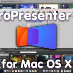 Download ProPresenter on Mac OS for Free 2021 ProPresenter 7